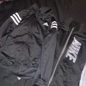 Other - COPY - 5T Nike and adidas jackets
